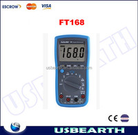 Auto-range multimeter FT168 Digital Multimeter 1000v,Very good quality,better than Fluke