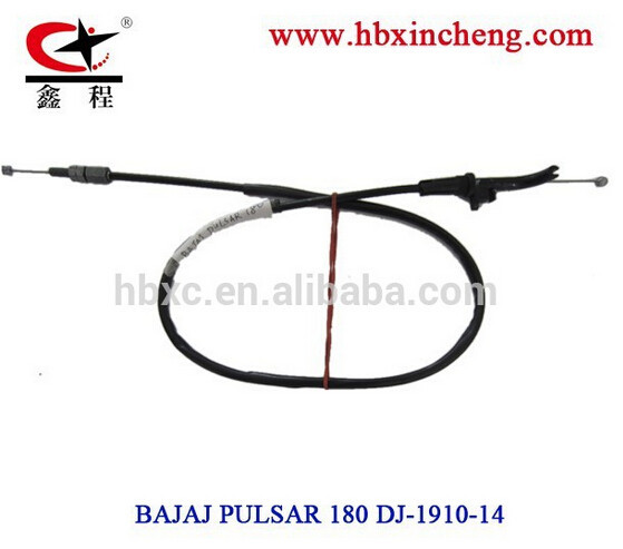 BAJAJ PULSAR; spare parts motorcycle brake cable