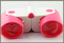 Mini pink Educational Binoculars Telescope