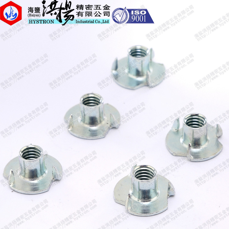 Wood Insert Tee nut/T Nut for Furniture