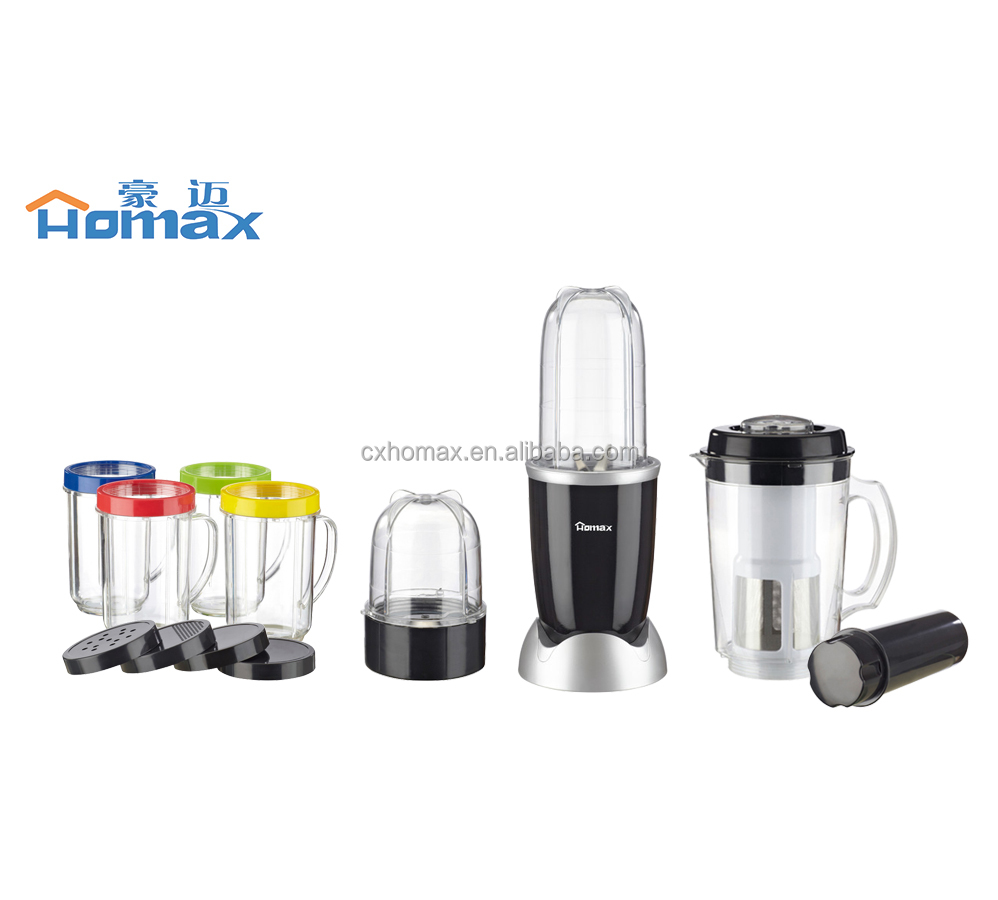Amazing bullet 21pcs food processor multi-function blender as seen on TV