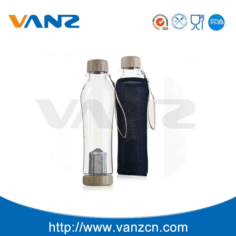 portable alkaline water filter bottle
