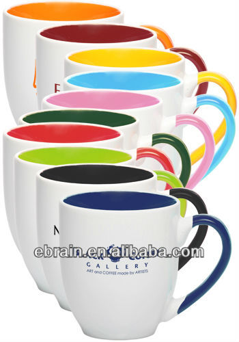 Sublimation mug for transfer, 11oz color change magic mug