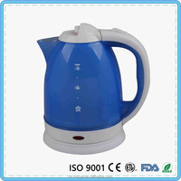 1.2L 1.5L 1.8L 2.0L Industrial plastic electric kettle for sugar, electric cooking kettle for candy