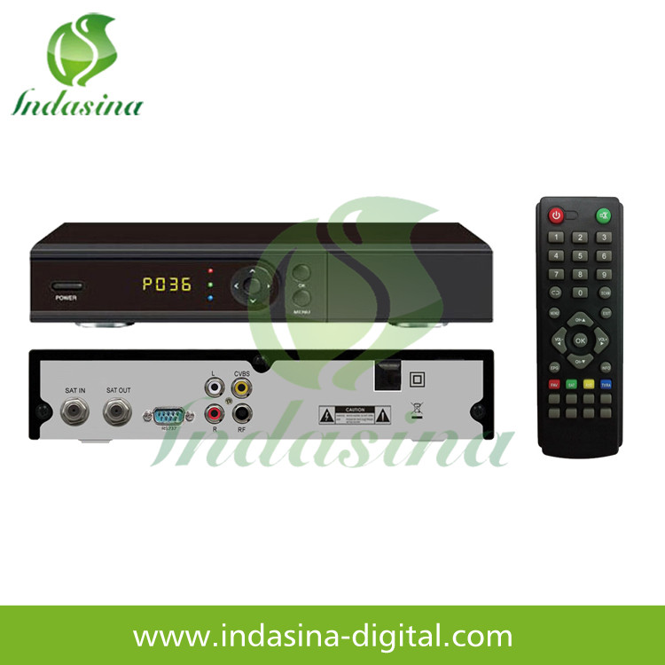 Shenzhen best quality Ali 3510C multi tv receiver dth set top box supplier