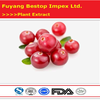 Man Yue Ju Sugar free fruit juice powder Cranberry Extract Supplier