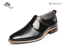 2016 hot-sales styles fashion original leather shoes, men party shoes, custom made no logo shoes