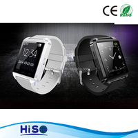 2016 popular product Android Sync phone book/SMS/call history u8 man watch