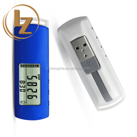 Dual LCD Screen USB Pedometer Monitor for Sleep and Heart Rate
