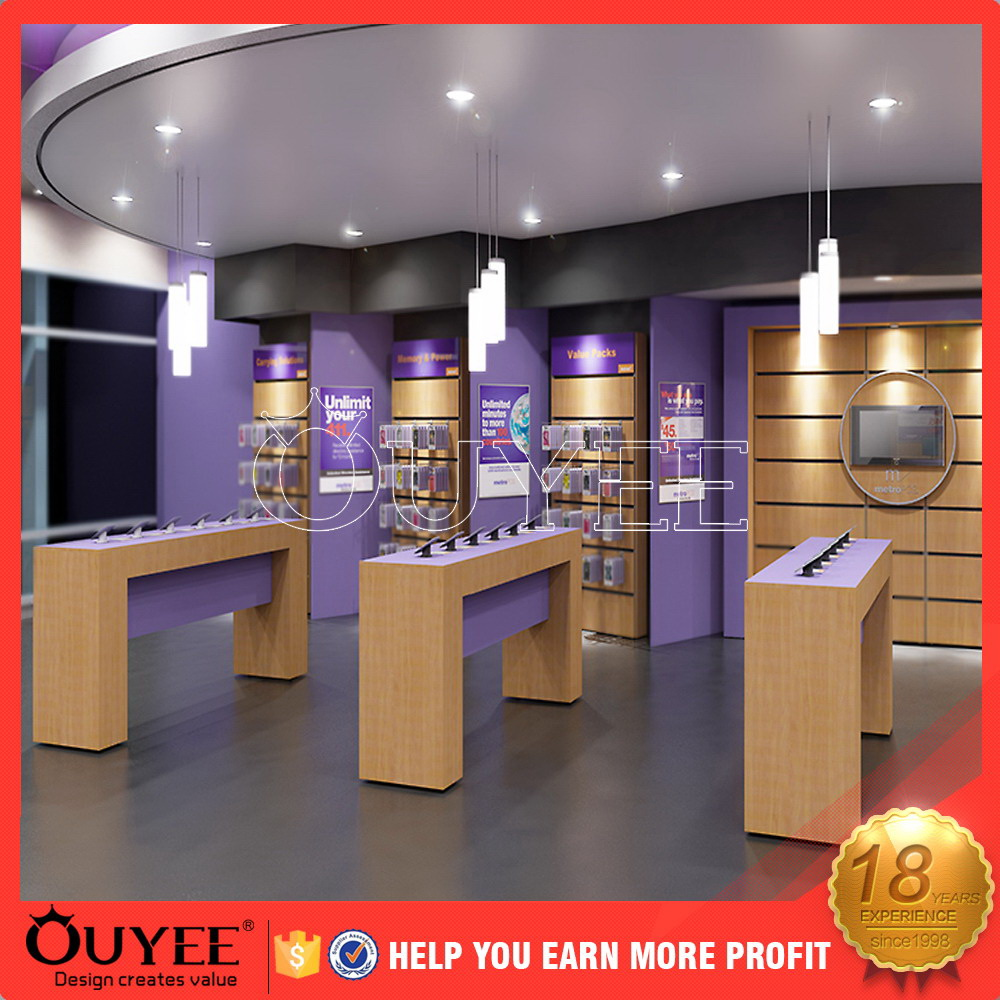 manufacturers in guangzhou china mobile phone display mobile phone store design