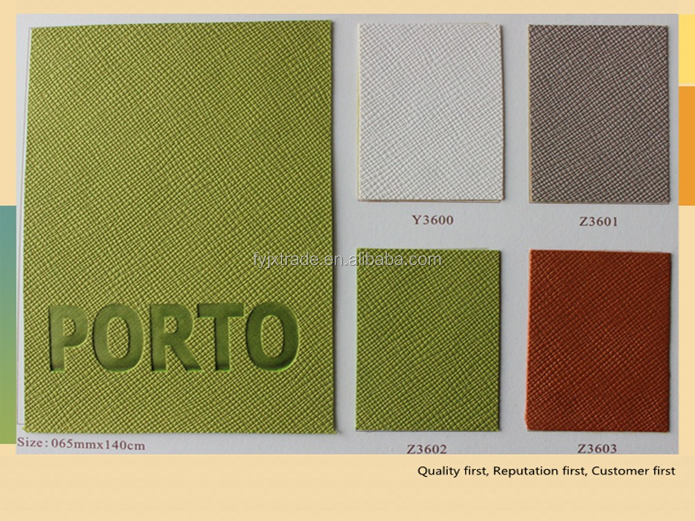 promising color change pu material, printing pu faux leather for notebooks, pu artificial leather for gift boxes
