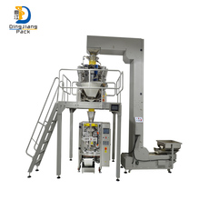 Good service automatic peanut packaging packing peanuts grain packing machine making machinery