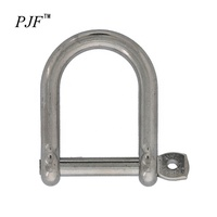 Manufacturer direct delivery Customizable Screw Pin Anchor Shackle Hooks