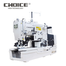 Golden choice juki type GC783NV straight button hole industrial sewig machine for wool products