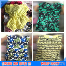 China sale used clothes men t-shirt bales 90kg for West Africa summer used clothing buyers