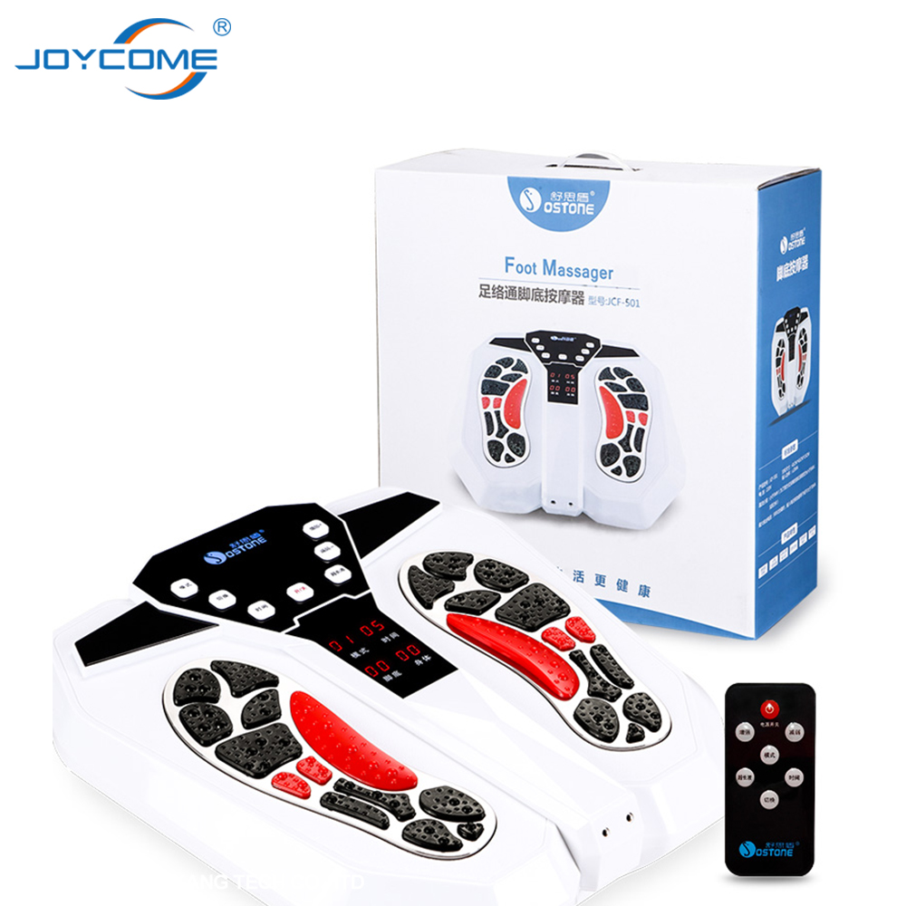 Infrared TENS Foot Massager With Electrode Paster