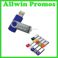 2GB Swivel Pen Drive USB