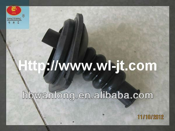 Brake lever cover/ shift lever cover / lever rubber cover