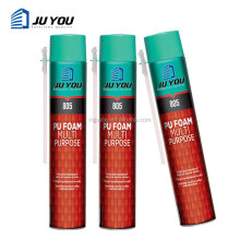 spray foam insulation fire resistant pu foam sealant