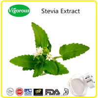pure natural 50% RA 80%-98% Stevioside Stevia leaves Extract