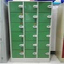 Used Supermarket/Shopping Mall Equipment Safe Style Key Locker With 18 Doors