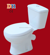DMT-04X sanitary ware X trap Two piece toilet china suppliers low prices cheap wc toilet