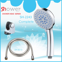 Good water outlet bath big rain plastic eco spa shower head