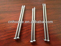 Low Price China Quality electrical Q195 common round wire NAILS
