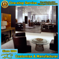 High qyuality clothing store showcase gentlemen clothing store display furniture