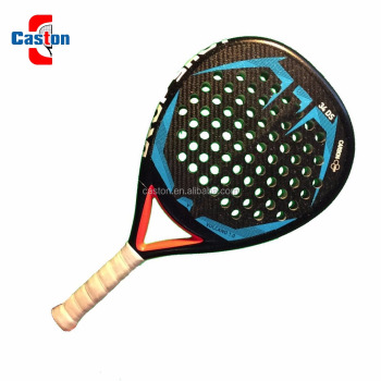 Customized Logo Printed Beach Tennis Rackets,Carbon