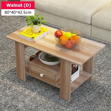 Modern Design Coffee Table Living Room <strong>Furniture</strong> With Drawers Shelf