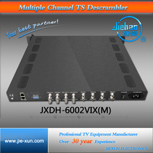HD Satellite Receiver 4 Tuner