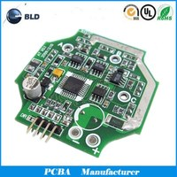 2 layer ENIG PCB with flying probe tester/fr4 electronic pcb