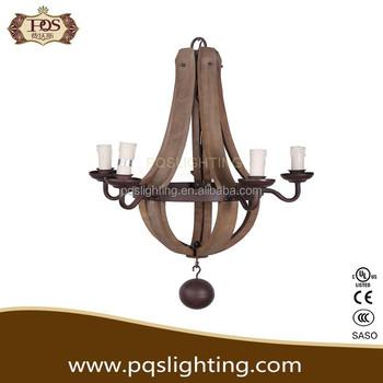 Antique wooden chandelier for decor buy chandelier for Chandelier mural antique