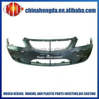 Great car bumper mould