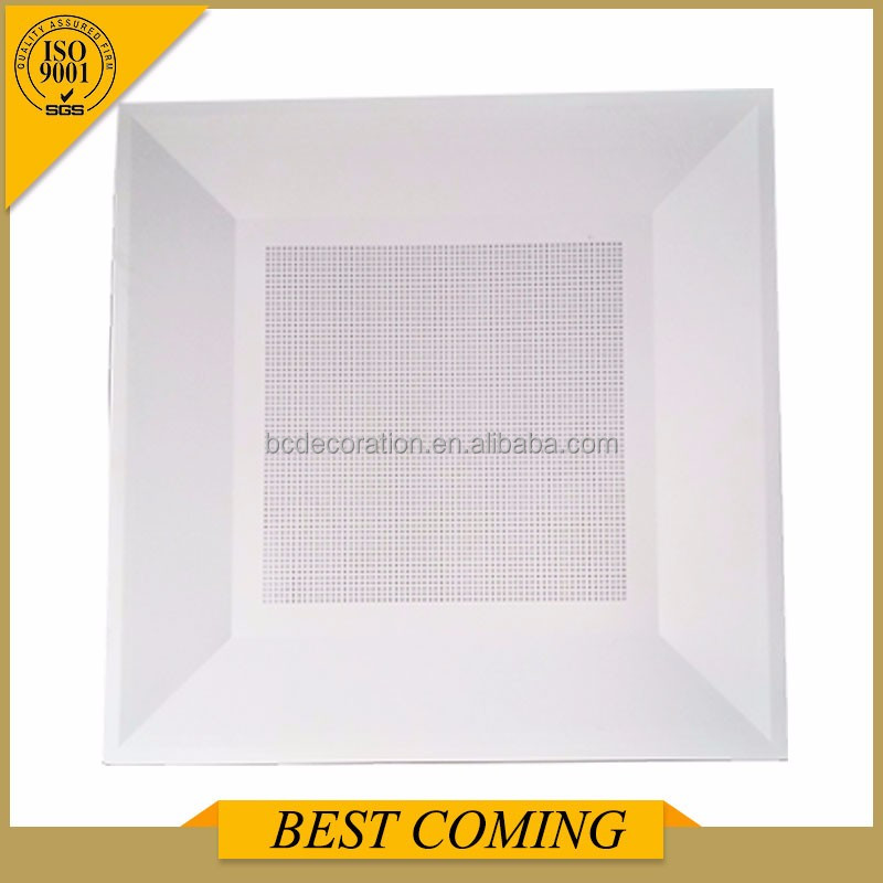 interior and exterior decorative sound absorption ceiling panels