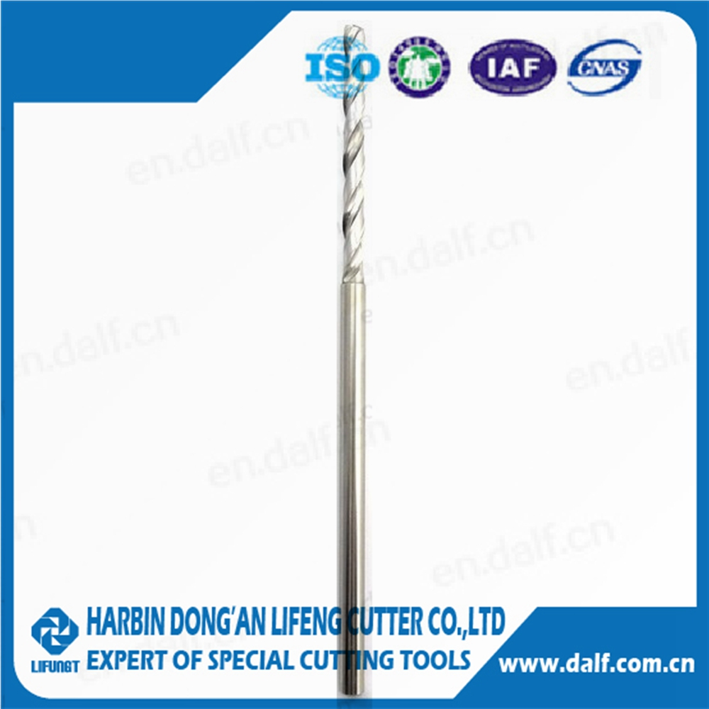 HSS straight shank drill bit cutting tools