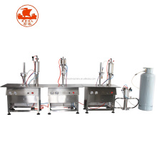 fresh air shock absorber cooking manual spray paint oxygen lpg gas cylinder gas can aerosol filling machine
