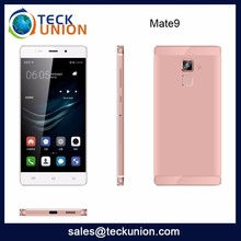 Mate9 5.5Inch Hot Sale Cellular Handphone China High Configuration Android Smart Phone Mobile