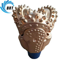 100% new 12 1/4tricone three cone button tci tricone roller drill bit for oil natural gas water well drilling