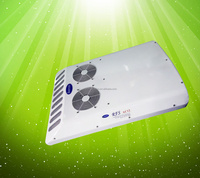 Factory direct sale AC12 high air flow 41000Btu 12v air conditioner for van