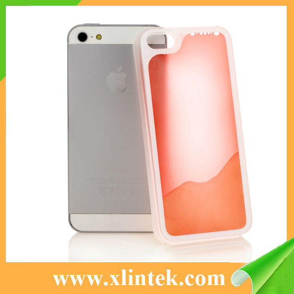 "the world first liquid phone case for iphone 5"" accessories"