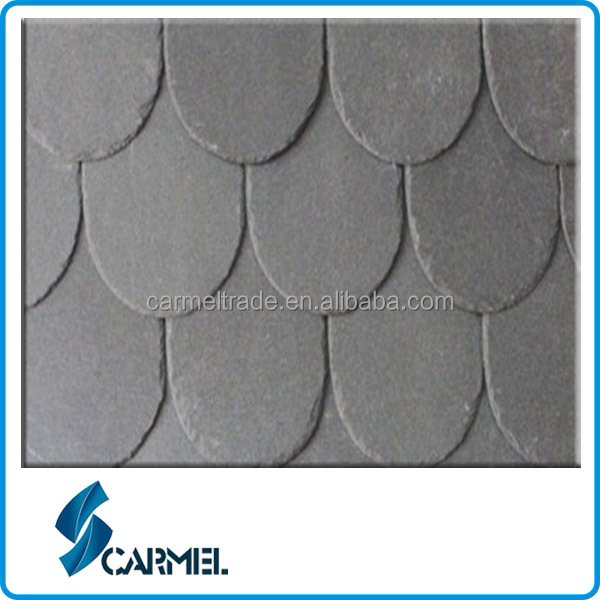 Chinese decoration grey slate roof for sale