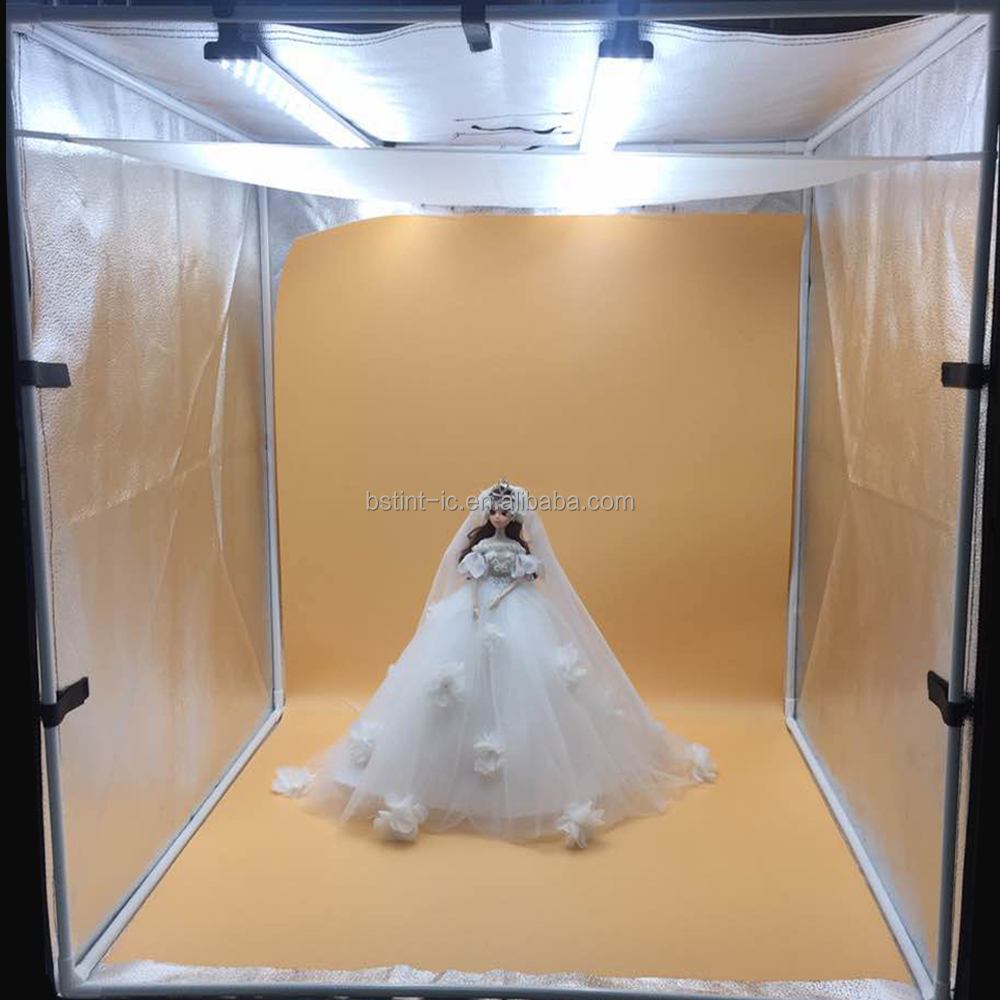 60x60x60cm Professional LED Photography Tent Portable Camera Photo Light Soft Box Studio Tent
