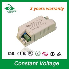 3 years warranty constant voltage triac dimmable led driver 70w 12v EMC Approved