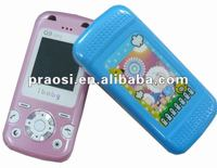 new kids telefone celular with GPS and mp3