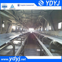 China supplier mining rubber conveyor belt for sand and gravel for sale