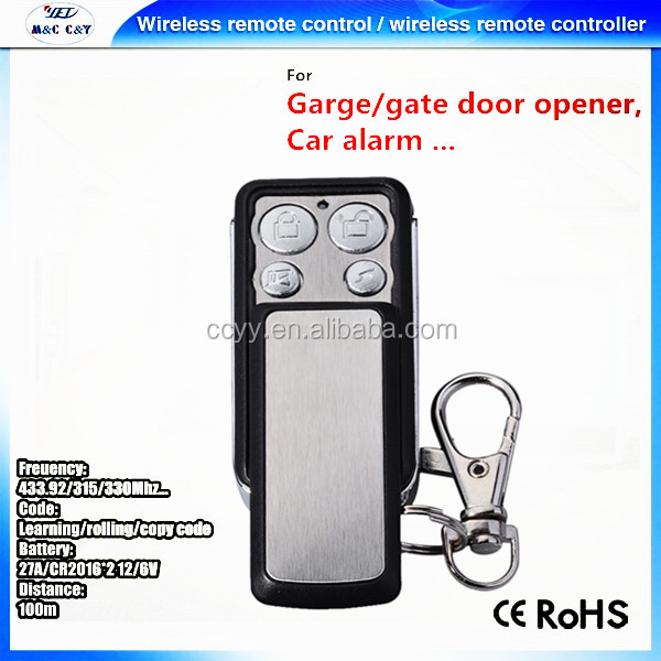 Electric Gates Genie Remote Control
