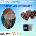 Making Food Mold Like Chocolate and Candy with Food Grade Silicone Rubber
