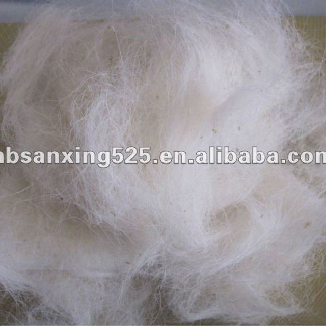 white color good quality goat hair.